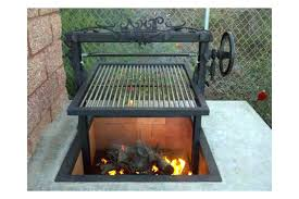 fire pit grill grate adjustable grill grate luxury fire pit cooking accessories pits for