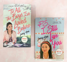Thank you jenny han for your books! I Read P S I Still Love You For The First Time And Here S What Happened