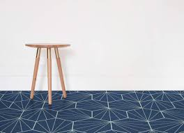 patterned vinyl flooring that s actually pretty