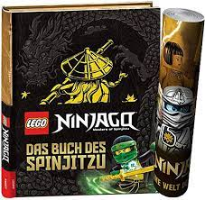 Ninjago Lego Buch des Spinjitzu - Das Handbuch für Ninja Poster : Amazon.de