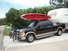 Sampler Truck Bed Kayak Rack DIY Fishing YouTube | Atmydoorsteps ...