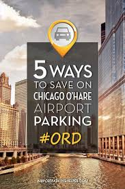 Image result for chicago airport parking