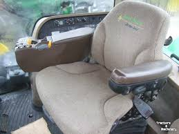 tractors john deere 9530 deluxe cab active seat 4wd tractor il usa