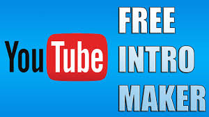 Free Youtube Intro Maker - YouTube