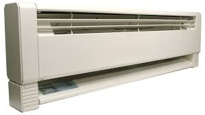 Bathroom Electric Heaters Q Mark Hbb1254 Electric Hydronic Baseboard Heater