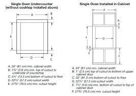 10 double wall oven cabinet ideas