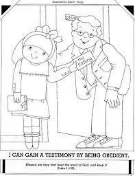 Get crafts, coloring pages, lessons, and more! Obedient Coloring Pages