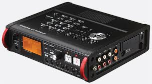 Portable Digital Audio Recorder Comparison Chart Tascam Dr 680 Mkii Portable Recorder For Sd Sdhc Card 8 Channel Mic In Line In