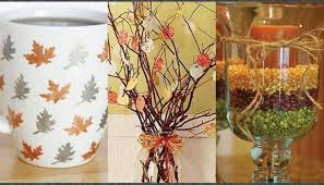 Amazingly #Falltastic Thanksgiving Crafts for Adults