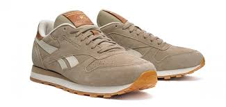 droppin july reebok classic leather suede pack