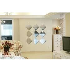 diy mirror mirror wall home decor square geometry diy bathroom mirror cleaner diy mirror