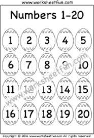 Number Chart 1 5 Number Chart Free Printable Worksheets Worksheetfun