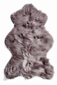 brown fur rug new 62 best faux sheepskin rug images on
