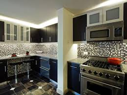 Red And Black Kitchen Cabinets Red Kitchen Cabinets Pictures Ideas Tips From Hgtv Hgtv