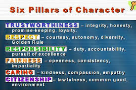 six pillars of character essay six pillars of character essay  six pillars of character essay gxart orgpillar character quotes quotesgramcharacter quotes