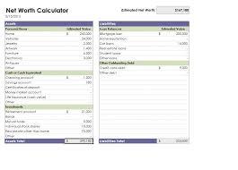 Net Worth Calculator Net Worth Calculator Net Worth Percentile Calculator