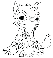 Skylanders Colouring Pages Coloring Pages Of Giants Skylanders Color