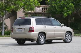 2004 Toyota Highlander Reviews and Rating | Motor Trend