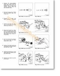 bobcat 641 642 642b 643 repair manual skid steer loader  youfixthis preview
