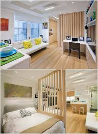 10 Ideas for Room Dividers in a Studio Apartment 3