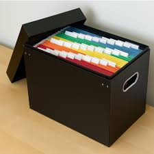office file box. Amazon.com : Smead Hanging File Folder With Tab, 1/5-Cut Adjustable Letter Size, Assorted Primary Colors, 25 Per Box (64059) Office Products R