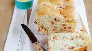 Bacon And Cheese Bread Recipe