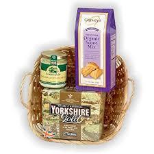 english tea and scones gift basket