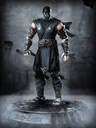 notify subzero. Mortal Kombat 9- SubZero Notify Subzero