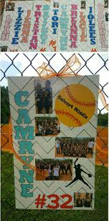 Student Recognition Night Games Sports Coaching Ideas Softball