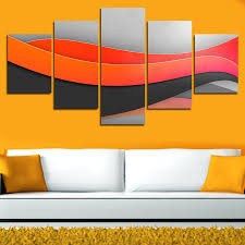 Paintings For The Living Room 5 Panels Artwork Canvas Painting Wall Art Canvas Paintings For