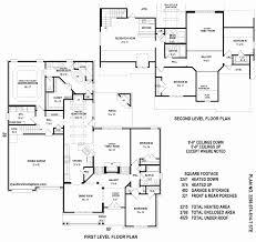 4 bedroom house plans with double garage south africa elegant 5 bedroom open floor plans re