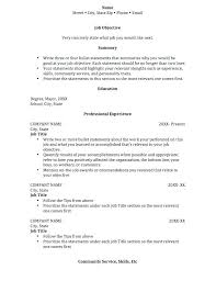 Sample Resume For College Student Looking Summer Job Examples R Magnificent College Student Resume Examples