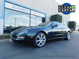 2004 Used Maserati Coupe 2dr Coupe Cambiocorsa at Schmitt Imports ...