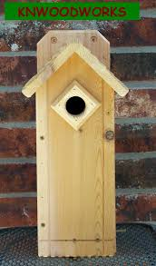 downy woodpecker birdhouse - Google Search