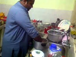 boys washing dishes. Modren Boys Funny Fat Guy Washing Dishes In Angry Mood With Boys