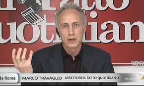 Marco Travaglio, il Fatto Quotidiano smentisce la rivolta ...
