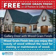 broten garage doorCheck out our monthly coupon specials  Broten Garage Door