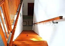indoor stair railing pictures and ideas interior wood stairs handrail stock photo inside hand railings kits