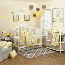 Marvelous Grey And Yellow Nursery Contemporary - Best idea home .
