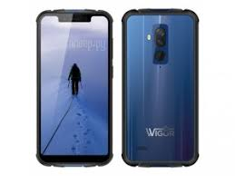 <b>Сотовый телефон Wigor V5</b> DS Blue