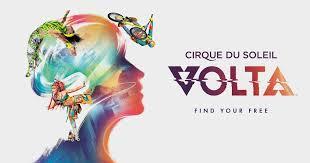 Volta Cirque Du Soleil Family Cirque Du Soleil Ticket