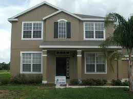 Image Of Outside Home Color Trends And Living Room Exterior Trim - House exterior trim