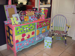 whimsical painted furnitureHand Painted Furniture Whimsical Pictures on Beautiful Hand