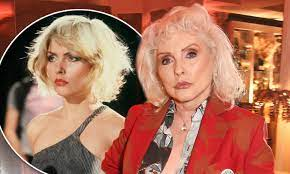 Blondie's Debbie Harry refused to look at her reflection