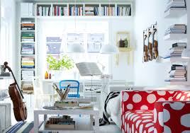 IKEA bookshelf ideas for small room