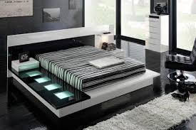 modern bedroom design ideas black and white. Black And White Modern Bedroom Idea Design Ideas O