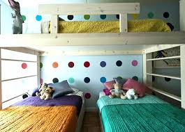 one bed bunk bed clever ways to fit three kids in one bedroom for three beds in one room prepare bunk bed bedding sets for