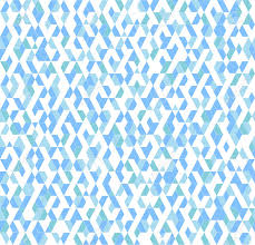 Abstract Geometric Pattern A Seamless Vector Background White