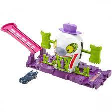 Купить Mattel <b>Hot Wheels</b> GBW51 Хот Вилс <b>Готэм Сити</b> игровые ...