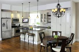 Eat in kitchen lighting Klopi Eat In Kitchen Lighting Design Ideas For Traditional Table Li Rosies Eat In Kitchen Table Freebieapp